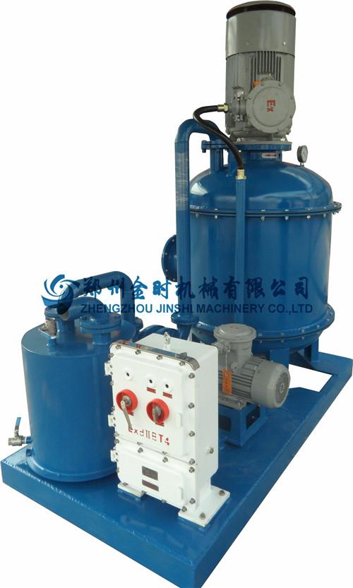 JZCQ-1/4(240) vacuum degasser